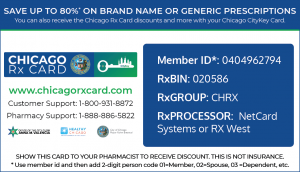 our free prescription discount card gives you access to - Free Prescription Card